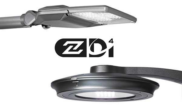 Schréder FLEXIA and IZYLUM luminaires are among the first to be Zhaga-D4i certified
