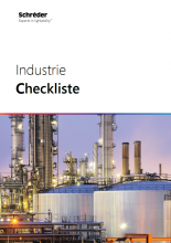 Industrie Checkliste